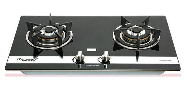 Bếp gas âm Canzy Cz-862