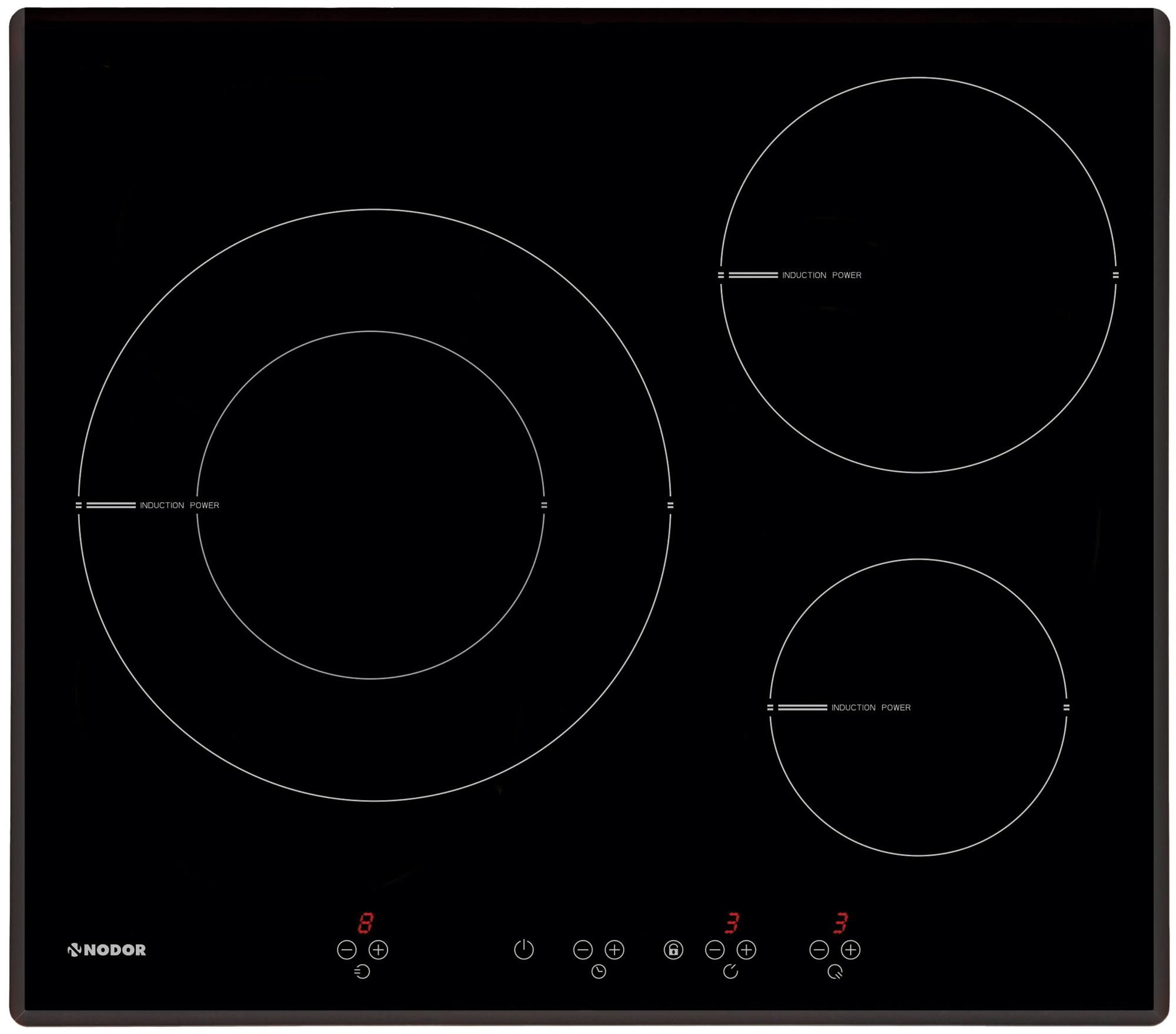 Bếp từ Nodor i2160 BK