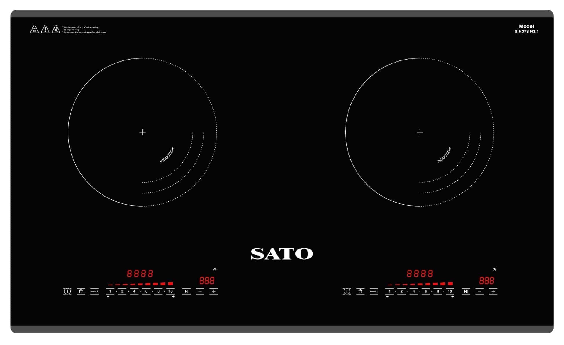 Bếp từ Sato SIH378 N2.1